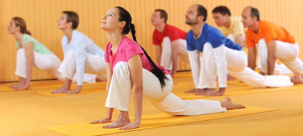 Clase de Yoga para Intermedios