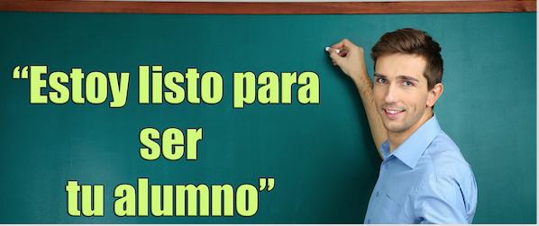Quiero ser tu Alumno!!! – Clase de la Escuela de la Felicidad