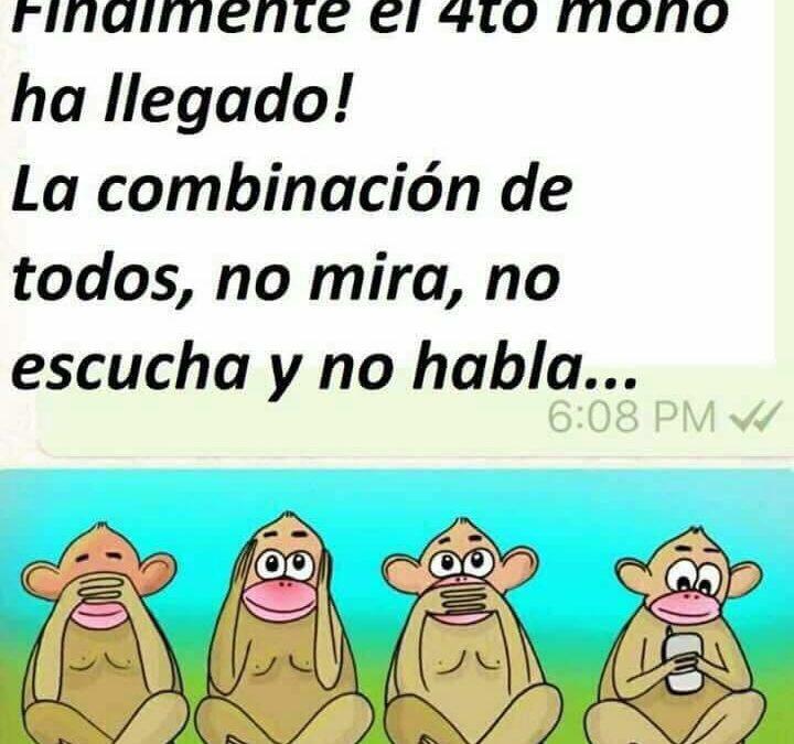 El 4to mono :)