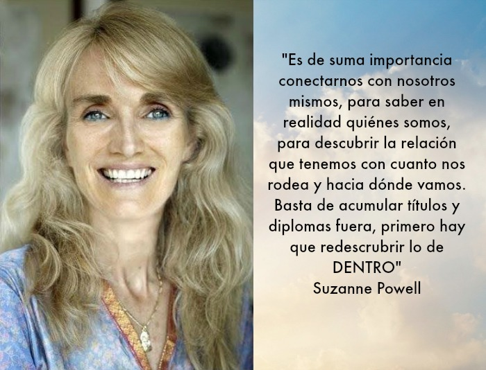 Suzanne Powell – La Verdadera Abundancia